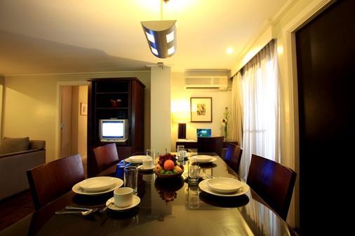 Sunny Bay Suites - 马尼拉 - 餐厅