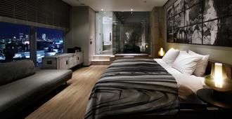 新宿格兰贝尔酒店 - 东京 - 睡房