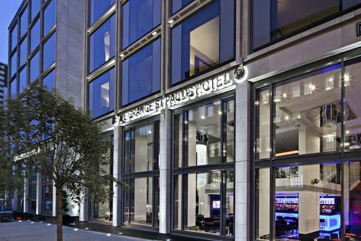 圣保罗农庄酒店 - 伦敦 - 建筑