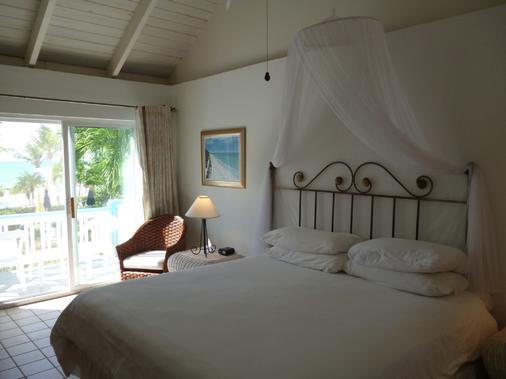 西博恩海滩酒店 - 普罗维登西亚莱斯岛 - 睡房