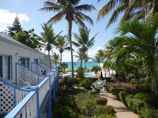西博恩海滩酒店 - 普罗维登西亚莱斯岛 - 阳台