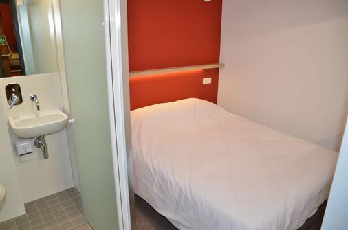 勒芒艾克洛酒店 - Le Mans - 睡房