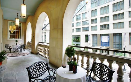 140酒店 - 波士顿 - 阳台
