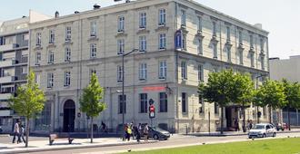 安茹西佳plus酒店 - 昂热 - 建筑