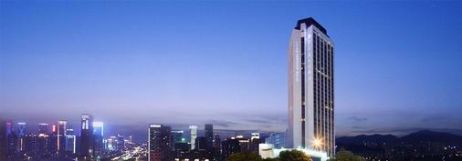 深圳中航城格兰云天大酒店(华强北商圈) - 深圳 - 户外景观