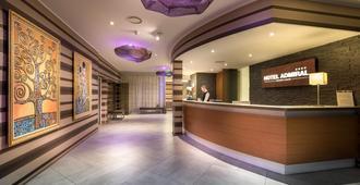 阿德米奥卢加诺酒店 - 卢加诺 - 柜台