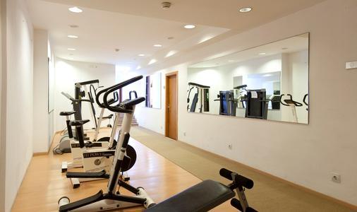 阿玛答玛斯酒店 - 马略卡岛帕尔马 - 健身房