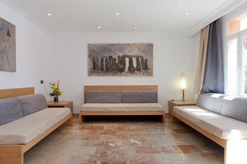 阿玛答玛斯酒店 - 马略卡岛帕尔马 - 客厅