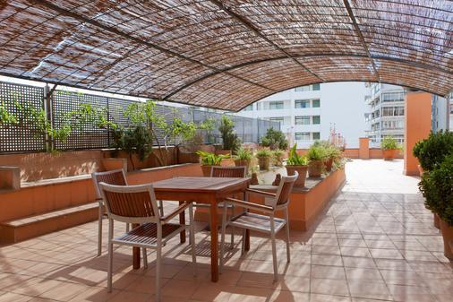 阿玛答玛斯酒店 - 马略卡岛帕尔马 - 露台