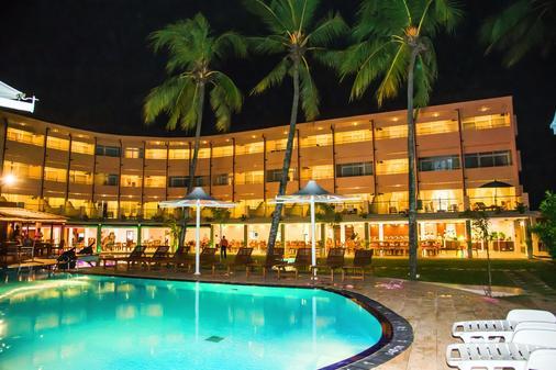 天堂海滩酒店 - 尼甘布 - 户外景观