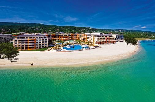 玫瑰堂海滩伊波罗之星酒店&度假村 - 蒙特哥贝 - 海滩