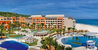 玫瑰堂海滩伊波罗之星酒店&度假村 - 蒙特哥贝 - 建筑