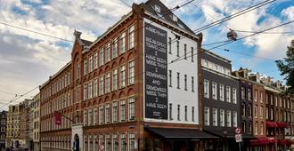 阿尔伯特爵士酒店 - 阿姆斯特丹 - 建筑