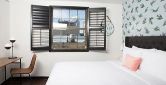 索布罗旅馆 - 纳什维尔 - 睡房