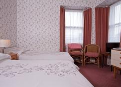 威弗利酒店 - 奈恩 - 睡房