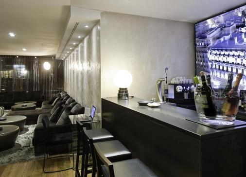 泽尼特阿贝巴酒店 - 马德里 - 酒吧