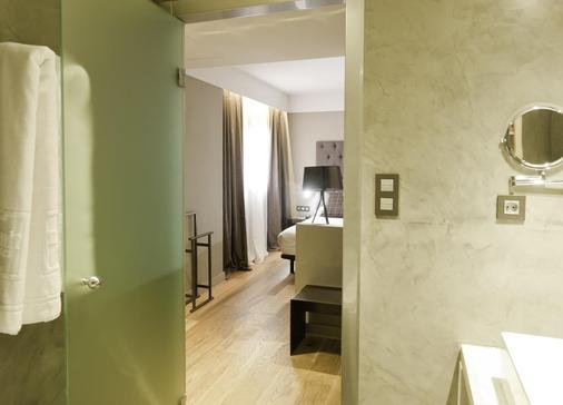 泽尼特阿贝巴酒店 - 马德里 - 浴室
