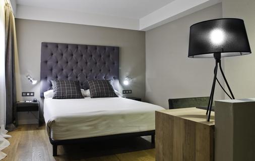 泽尼特阿贝巴酒店 - 马德里 - 睡房
