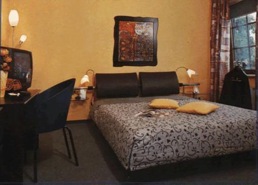 韦德伽尼酒店 - 柏林 - 睡房