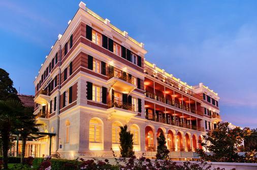 杜布罗夫尼克希尔顿帝国酒店 - 杜布罗夫尼克 - 建筑