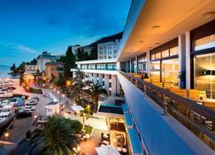 雷米森斯阿德米拉酒店 - 奥帕提亚 - 建筑
