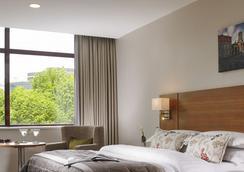 美斯比酒店 - 都柏林 - 睡房