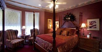 Haxton Manor - 盐湖城 - 睡房