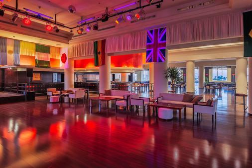 克娄巴特拉马卡迪湾豪华度假酒店 - 赫尔格达 - 酒吧