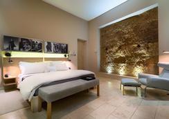 历史豪华贝利尼酒店 - 圣多明各 - 睡房