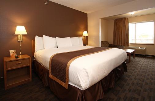 新维多利亚套房酒店 - 林肯 - 睡房