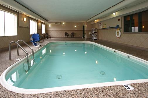 林肯新维多利亚套房酒店 - Lincoln - 游泳池