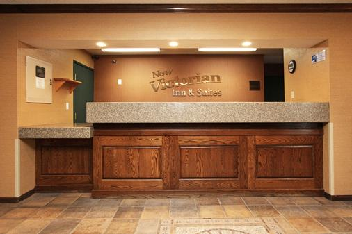林肯新维多利亚套房酒店 - 林肯 - 柜台