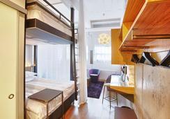 冰岛雷克雅未克滨海酒店 - 雷克雅未克 - 睡房