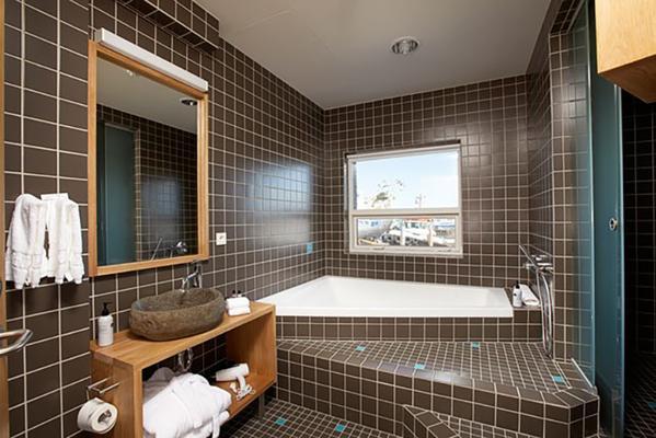 雷克雅未克滨海冰岛航空酒店 - 雷克雅未克 - 浴室