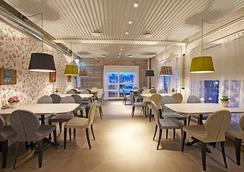 冰岛雷克雅未克滨海酒店 - 雷克雅未克 - 餐馆