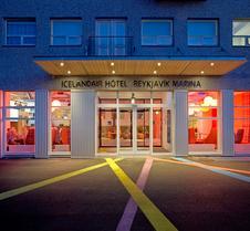 雷克雅未克滨海冰岛航空酒店