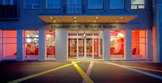 雷克雅未克滨海冰岛航空酒店 - 雷克雅未克 - 建筑
