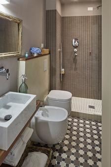 蓝迪特酒店 - 圣玛格丽塔-利古雷 - 浴室
