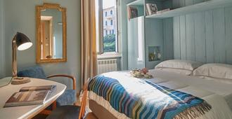 蓝迪特酒店 - 圣玛格丽塔-利古雷 - 睡房