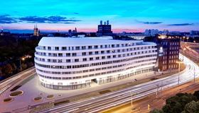 弗罗茨瓦夫希尔顿逸林酒店 - 弗罗茨瓦夫 - 建筑