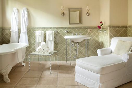 柳树棕榈泉历史旅馆 - 棕榈泉 - 浴室
