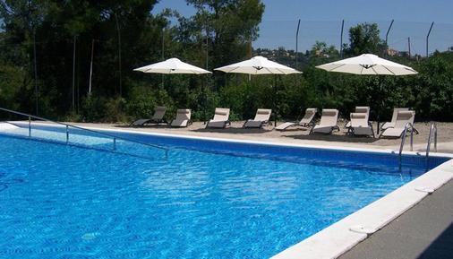 巴塞罗那来去旅馆 - 巴塞罗那 - 游泳池