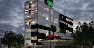 阿比波巴山冠酒店 - 圣地亚哥 - 阳台