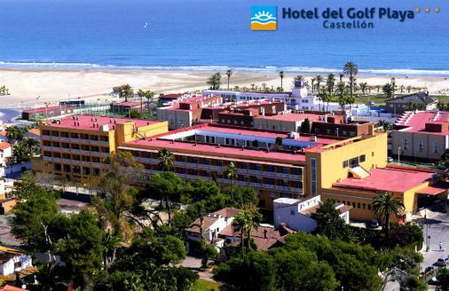 德尔高尔夫海滩酒店 - 卡斯特利翁 - 建筑