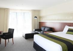 基督城里吉斯拉蒂默尔酒店 - 基督城 - 睡房