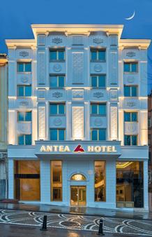 老城安提酒店 - 特殊类别 - 伊斯坦布尔 - 建筑