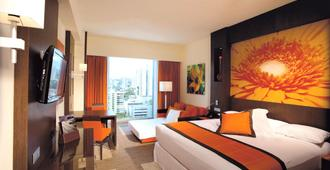巴拿马瑞广场酒店 - 巴拿马城 - 睡房