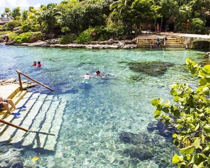 巴里奥拉丁酒店 - 卡曼海灘 - 海滩