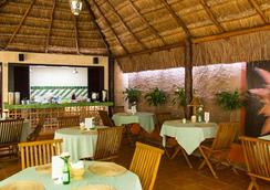 巴里奥拉丁酒店 - 卡曼海灘 - 餐馆