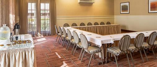 阿夫雷戈酒店 - 蒙特雷 - 会议室